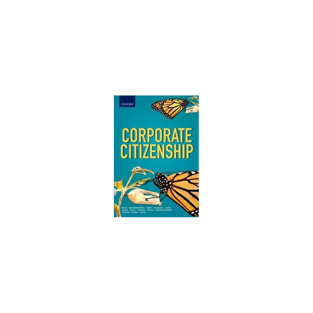 Corporate Citizenship - 2 (Paperback)