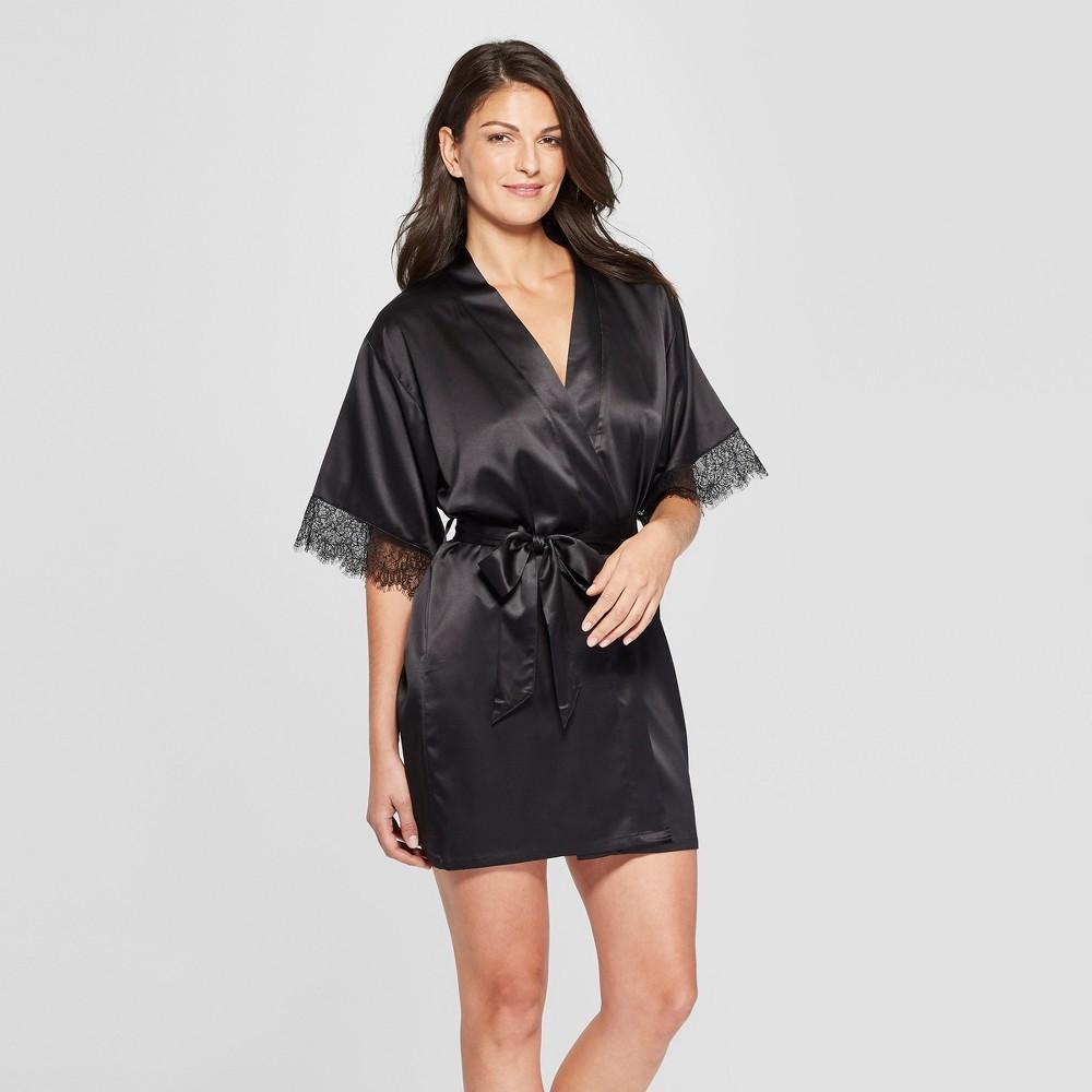 Women's Robe Black XL, Robes