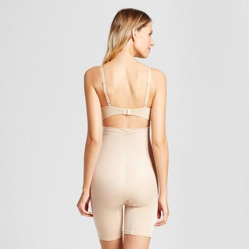 6de127d33 Bali Women s Cool Comfort® Hi-Waist Thigh Slimmer 8097 - Nude XXL ...