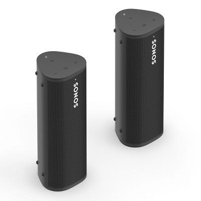 Sonos 2 Room Set with Roam Portable Bluetooth Speaker