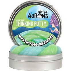 """Crazy Aaron's Thinking Putty - 4"""" Mystifying Mermaid"""