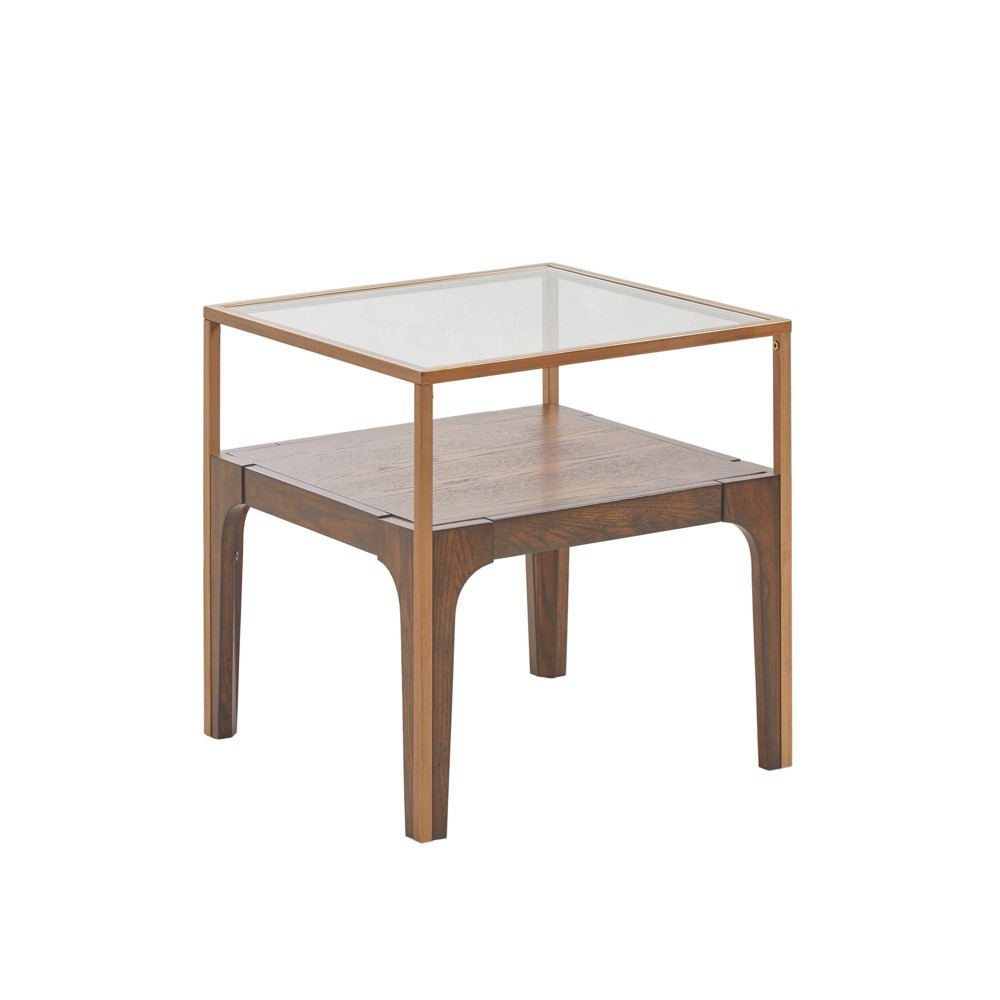 Pleasanton End Table Antique Gold was $299.99 now $209.99 (30.0% off)