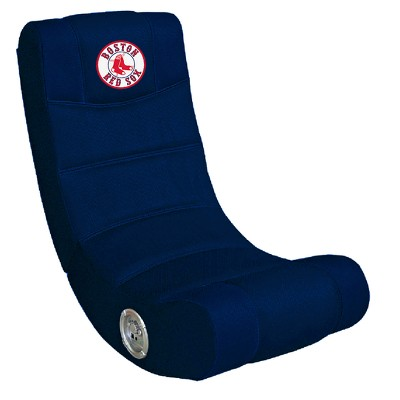 Boston Red Sox Imperial Video Game Rocker Chair With Bluetooth