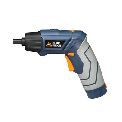 Blue Ridge Tools 2 in 1 Rechargeable Screwdriver Flashlight