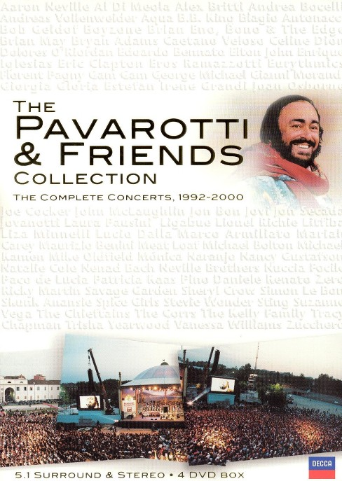 Pavarotti & friends collection (DVD) - image 1 of 1