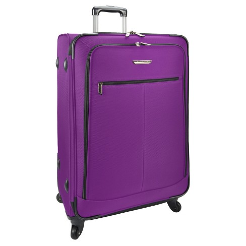 Traveler's Choice Merced Lightweight Spinner Carry On Suitcase - image 1 of 3