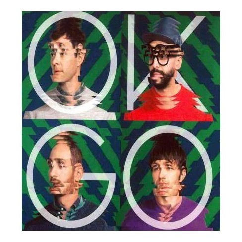 OK Go - Hungry Ghosts (CD) - image 1 of 2