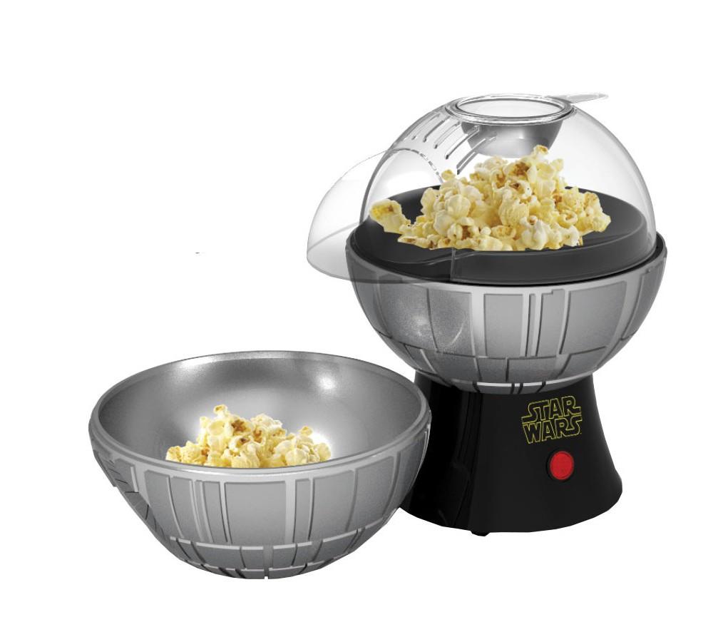 Image of Star Wars Death Star Popcorn Maker, Light Silver