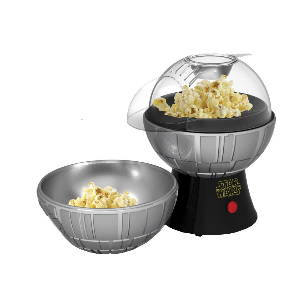 Star Wars Death Star Popcorn Maker, Light Silver 54252551