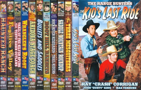 Range busters:Ultimate collection vol (DVD) - image 1 of 1