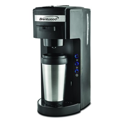 Brentwood Single Serve Coffee Maker