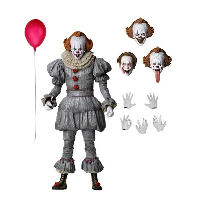 "IT Chapter 2 - 7"" Scale Action Figure - Ultimate Pennywise (2019 Movie)"