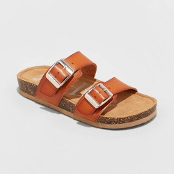 Girls' Mad Love Scarlett Footbed Sandals