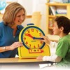 Learning Resources Primary Time Teacher 12-Hour Clock - image 4 of 4