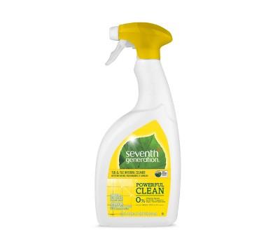 Seventh Generation Emerald Cypress & Fir Tub & Tile Cleaner - 32oz