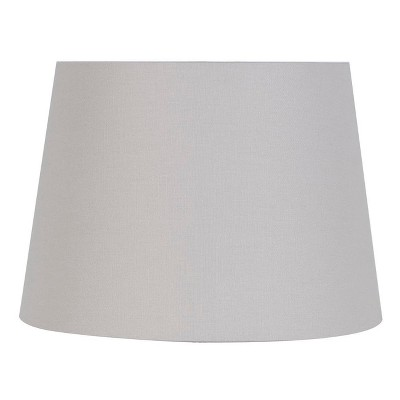 Small Light Mod Drum Lampshade Gray - Threshold™