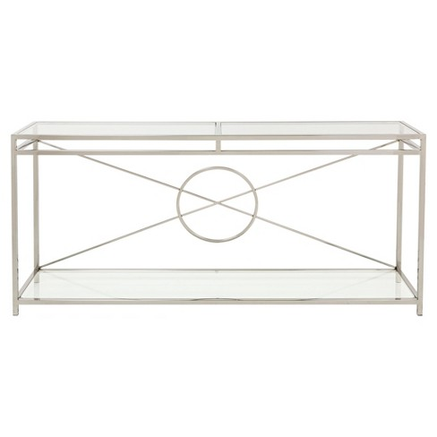 Console Table Silver - Safavieh - image 1 of 2
