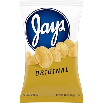 Jays Original Potato Chips - 10oz