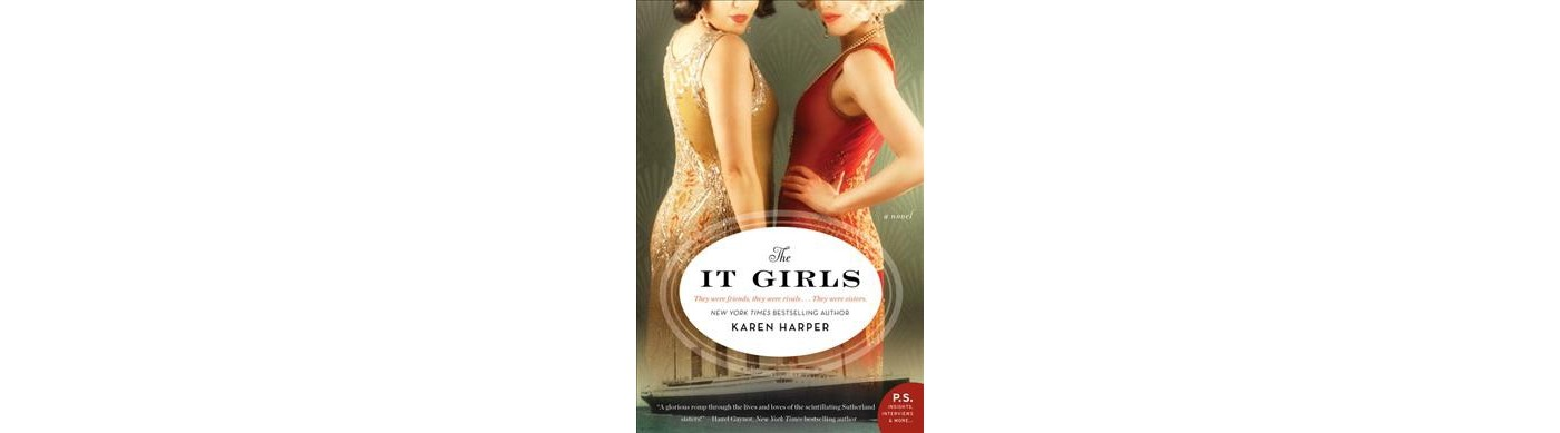 It Girls -  by Karen Harper (Paperback) - image 1 of 1