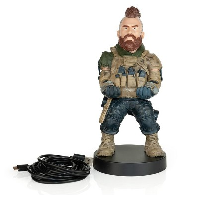 Exquisite Gaming Call Of Duty Specialist #2 Ruin Cable Guy 8-Inch Phone & Controller Holder