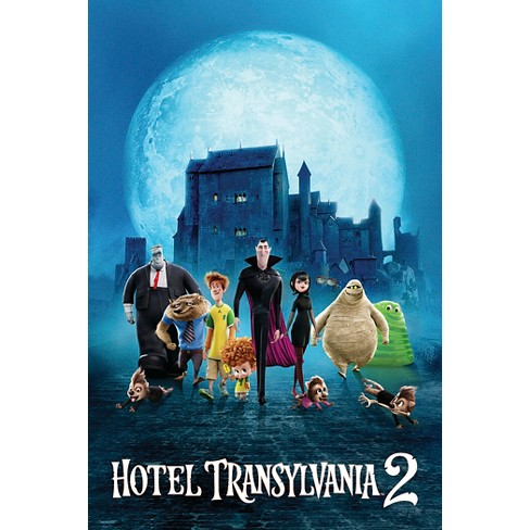 hotel transylvania 2 blu ray dvd target