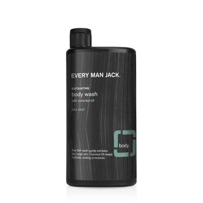 Every Man Jack Hydrating Sea Salt Body Wash with Coconut Oil - 16.9 fl oz