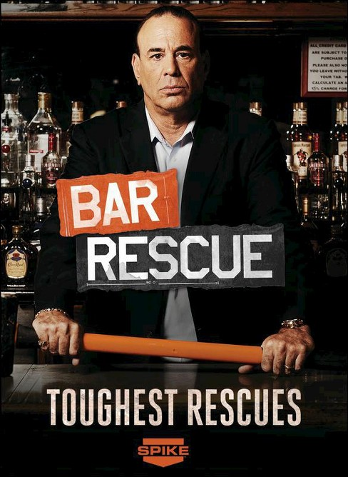 Bar rescue:Toughest rescues (DVD) - image 1 of 1