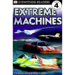 DK Readers L4 Extreme Machines