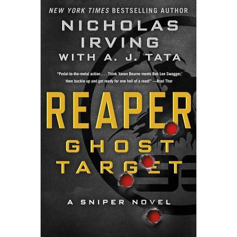 Reaper Ghost Target By A J Tata Hardcover Target