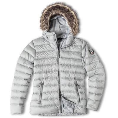 Chamonix Chambery Hooded Down Jacket Womens
