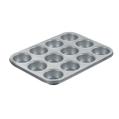 Cuisinart Chef's Classic 12 Cup Non-Stick Two-Toned Muffin Pan - AMB-12MP