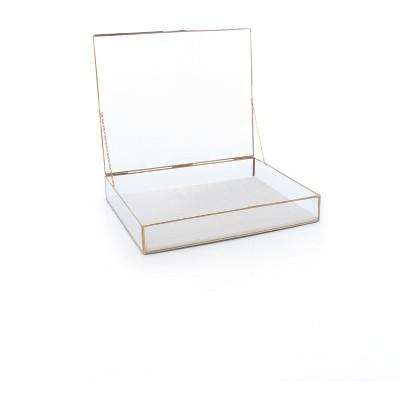 Small Wallace Counter Display Box  - Clear - Shiraleah