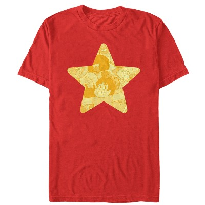Men's Steven Universe Star Silhouette T-Shirt