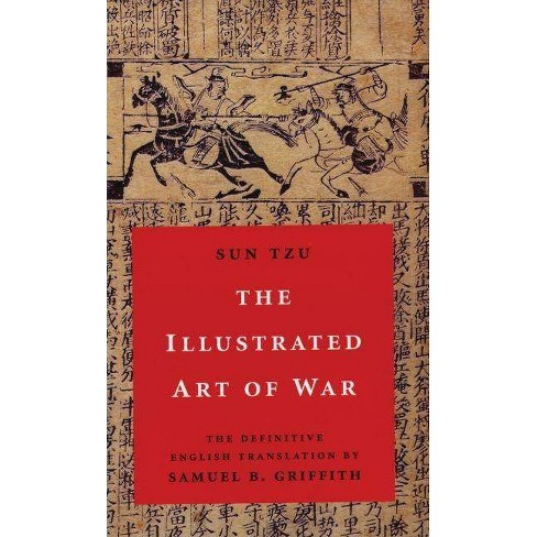 The Illustrated Art of War - by  Sun Tzu (Hardcover) - image 1 of 1