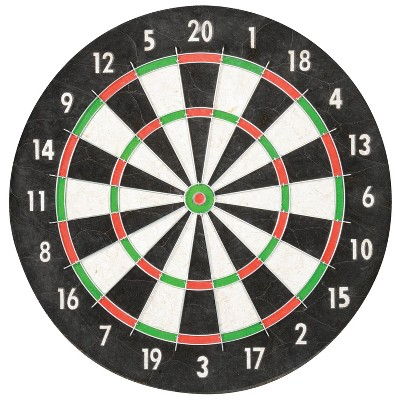 Franklin Sports Pro Wire Steel Tip Dartboard