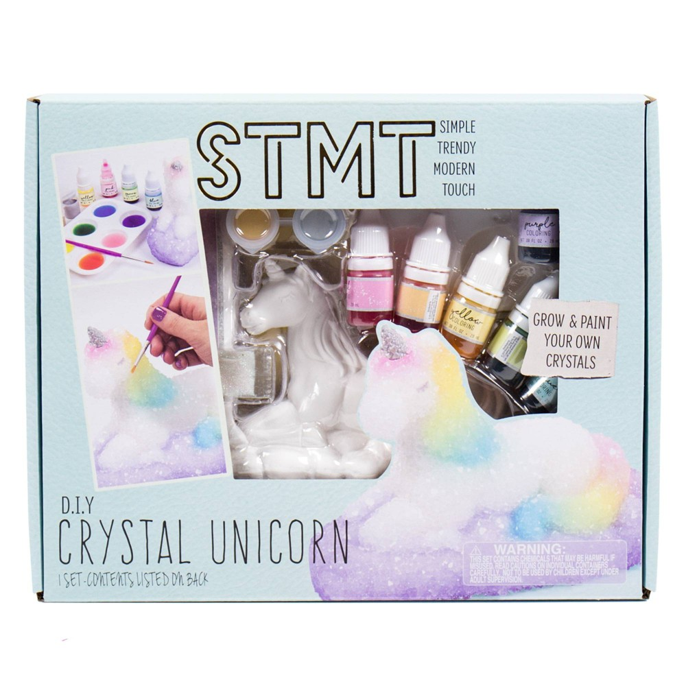 Image of STMT D.I.Y. 14pc Crystal Unicorn Set