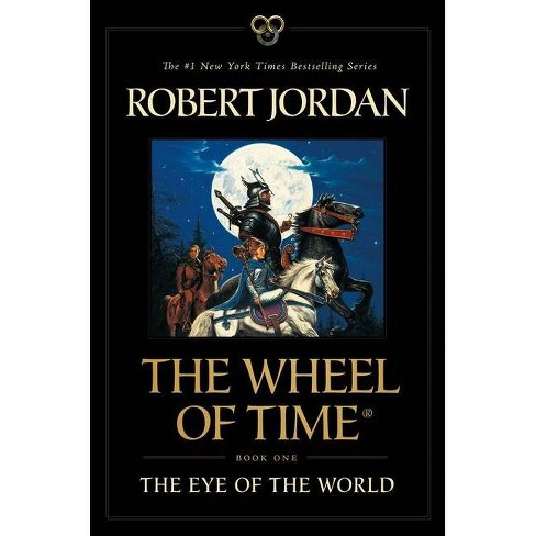 The Eye of the World - (Wheel of Time, 1) by  Robert Jordan (Paperback) - image 1 of 1