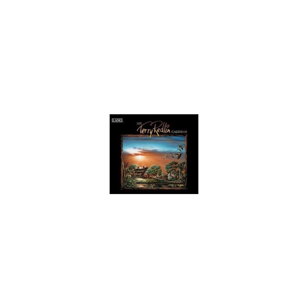 Terry Redlin 2019 Calendar - Deluxe (Paperback)