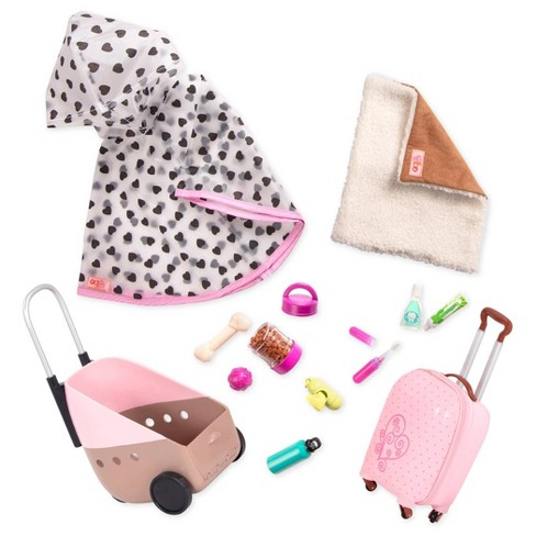 Our Generation Pet & Doll Travel Set - image 1 of 3