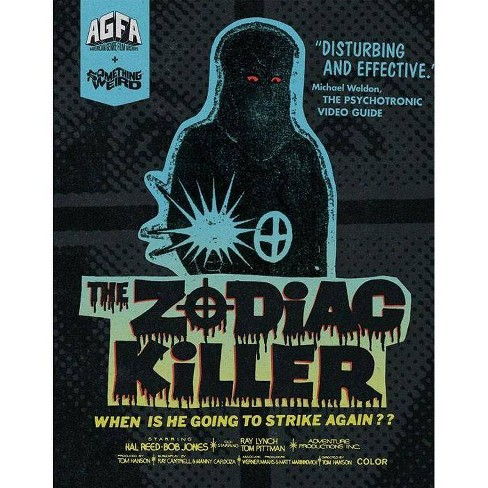 The Zodiac Killer (Blu-ray) - image 1 of 1