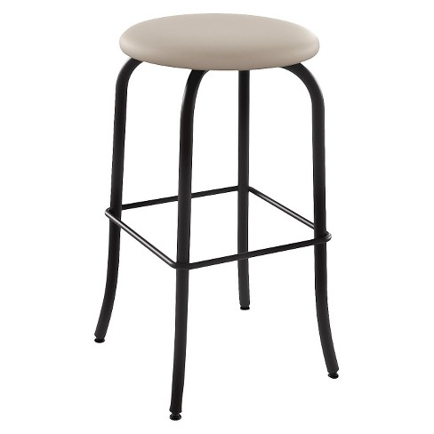 "Flare Swivel 30.62"" Barstool Metal/Brown - Amisco - image 1 of 2"