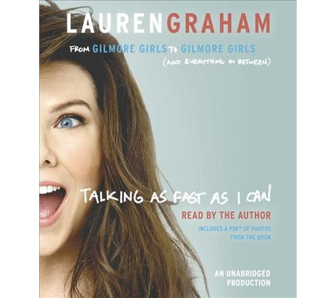 Talking As Fast As I Can : From Gilmore Girls to Gilmore Girls (And Everything in Between); Includes PDF - image 1 of 1