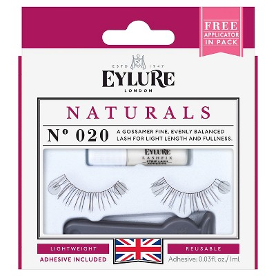 c6711759b78 Eylure Naturalites Natural Volume False Eyelashes, Black | Shop Your Way:  Online Shopping & Earn Points on Tools, Appliances, Electronics & more