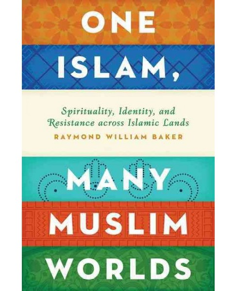 One Islam, Many Muslim Worlds : Spirituality, Identity, and Resistance Across Islamic Lands (Hardcover) - image 1 of 1