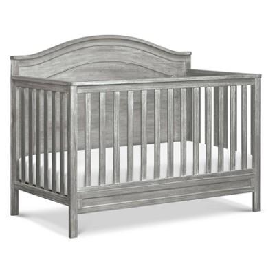 Davinci Charlie 4-In-1 Convertible Crib - Cottage Gray