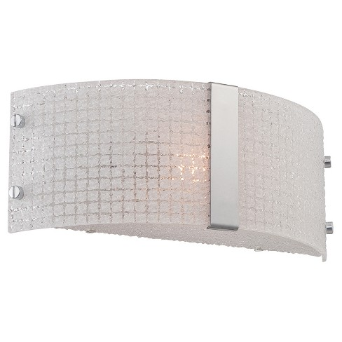 Maso Sconce - Chrome - Lite Source - image 1 of 2