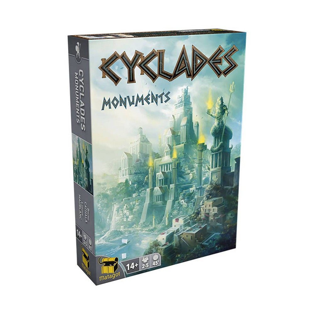 Cyclades Expansion Game, Board Games
