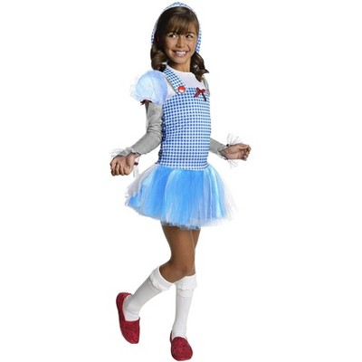 Rubie's Wizard Of Oz Dorothy Child Costume