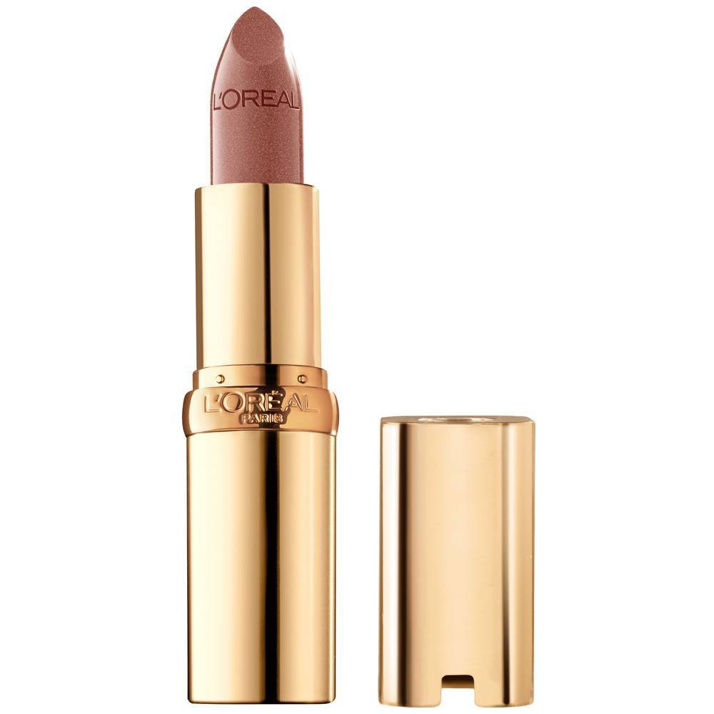 L 39 Oreal Paris Colour Riche Original Satin Lipstick For Moisturized Lips 810 Sandstone 0 13oz