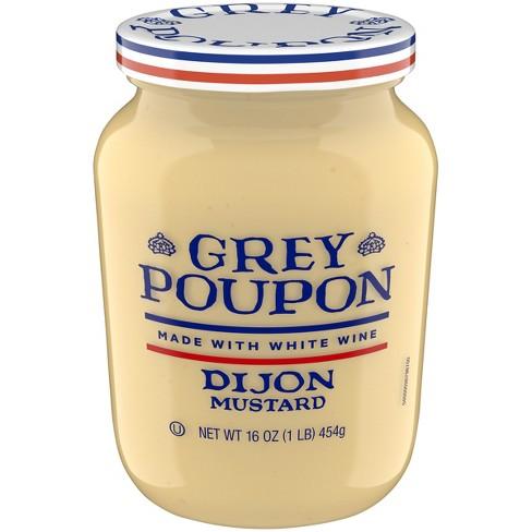 grey poupon dijon mustard 16oz target